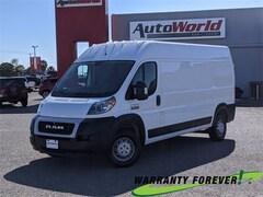 2019 Ram ProMaster 2500 High Roof Van Cargo Van 3C6TRVDG7KE533617 for sale in Eagle Pass, TX at Ram Country