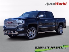 Used 2017 GMC Sierra 1500 Denali Truck Crew Cab for sale in Del Rio, Texas