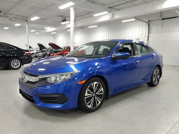 2016 Honda Civic Berline