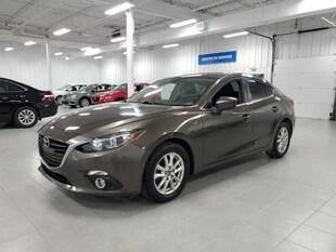 2015 Mazda Mazda3 GS - CAMERA + SIEGES CHAUFFANTS + JAMAIS ACCIDENTE