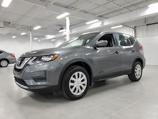 2017 Nissan Rogue S AWD - CAMERA + SIEGES CHAUFFANTS + JAMAIS ACCIDE