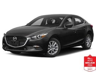 2018 Mazda Mazda3 SE - CUIR + CAMERA + JAMAIS ACCIDENTE !!!