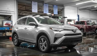 2018 Toyota RAV4 LE - CAMERA + S. CHAUFFANTS + JAMAIS ACCIDENTE !!!