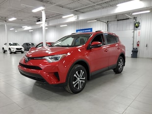 2017 Toyota RAV4 LE - CAMERA + FINANCEMENT FACILE !!!