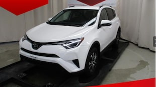 2017 Toyota RAV4 LE - CAMERA + S. CHAUFFANTS + JAMAIS ACCIDENTE !!!