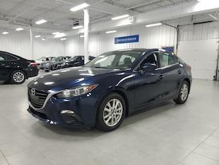 2014 Mazda Mazda3 GS - CAMERA + SIEGES CHAUFFANTS + JAMAIS ACCIDENTE