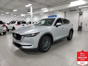2019 Mazda CX-5 GS AWD - CAMERA + MAGS + JAMAIS ACCIDENTE !!!