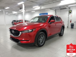 2017 Mazda CX-5 GSL AWD - CAMERA + TOIT + CUIR + JAMAIS ACCIDENTE