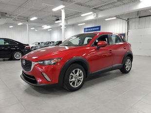 2017 Mazda CX-3 GS - CAMERA + S. CHAUFFANTS + JAMAIS ACCIDENTE !!!