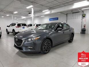 2017 Mazda Mazda3 GX - AC + CAMERA + FINANCEMENT FACILE !!!