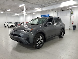 2016 Toyota RAV4 LE AWD - CAMERA + JAMAIS ACCIDENTE !!!