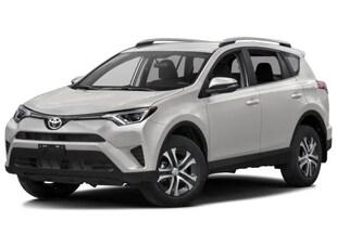 2017 Toyota RAV4 LE - CAMERA + S. CHAUFFANTS + JAMAIS ACCIDENTE !!!