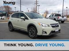 2017 Subaru Crosstrek 2.0i Premium SUV JF2GPABC4H8203284 for sale in Ogden, Utah at Young Subaru