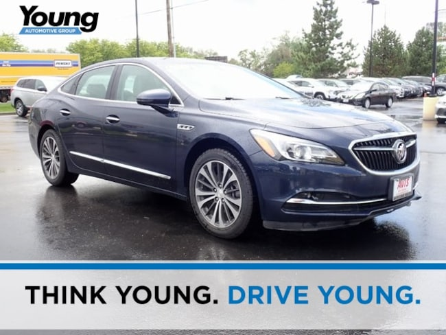 Used 2017 Buick Lacrosse Preferred Sedan 133038 for sale in Ogden, UT at Young Subaru