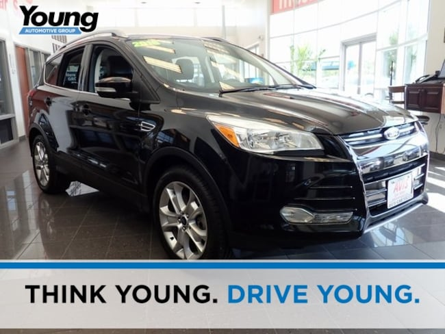 Used 2016 Ford Escape Titanium SUV for sale in Ogden, UT at Young Subaru