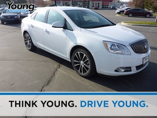 Used 2017 Buick Verano Sport Touring Sedan 1G4PR5SK7H4122130 in Ogden, UT at Avis Car Sales