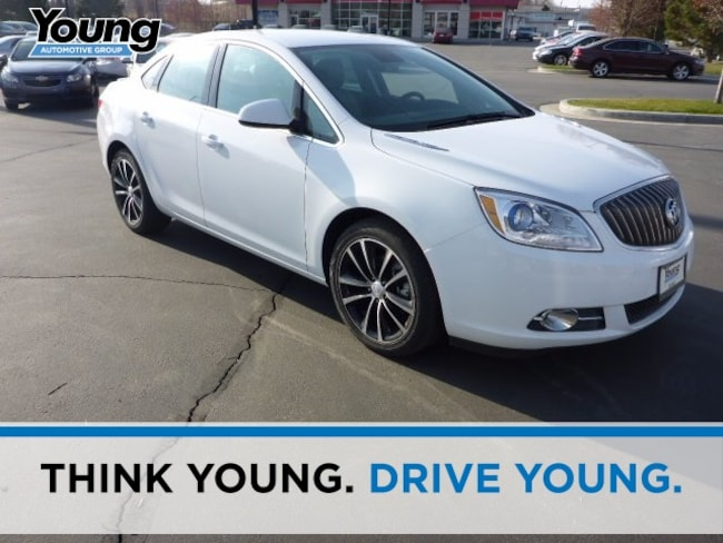 Used 2017 Buick Verano Sport Touring Sedan for sale in Ogden, UT at Avis Car Sales