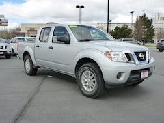 2015 Nissan Frontier Truck Crew Cab 1N6AD0EV9FN714800 for sale in Ogden, Utah at Young Subaru