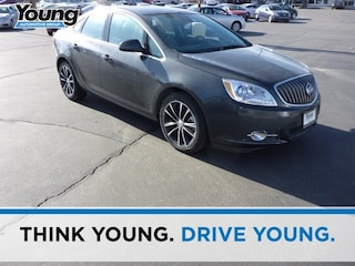 Used 2017 Buick Verano Sport Touring Sedan 1G4PR5SK7H4121298 in Ogden, UT at Avis Car Sales