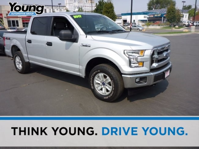 Used 2017 Ford F-150 XLT Truck SuperCrew Cab for sale in Ogden, UT at Avis Car Sales