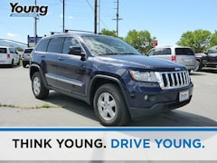 2012 Jeep Grand Cherokee Laredo 4x4 SUV 1C4RJFAG0CC199587 for sale in Ogden, Utah at Young Subaru