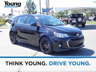 Used 2017 Chevrolet Sonic Premier Auto Hatchback 1G1JF6SB2H4103955 in Ogden, UT at Avis Car Sales