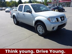 2015 Nissan Frontier SV Truck Crew Cab 1N6AD0EV4FN713988 for sale in Ogden, Utah at Young Subaru