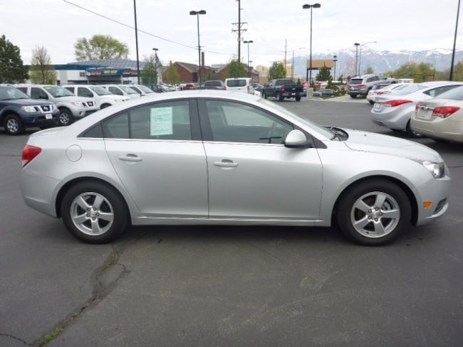 Used 2014 Chevrolet Cruze LT w/1FL Sedan for sale in Ogden, UT at Avis Car Sales