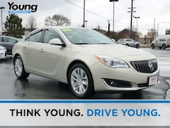 2016 Buick Regal Turbo Premium I Sedan 2G4GR5EX4G9173586 for sale in Ogden, Utah at Young Subaru