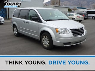 Used 2008 Chrysler Town & Country LX Van 2A8HR44H28R667968 in Ogden, UT at Avis Car Sales