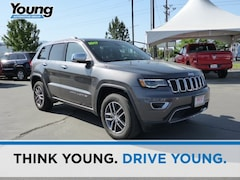 2017 Jeep Grand Cherokee Limited 4x4 SUV 1C4RJFBG2HC634910 for sale in Ogden, Utah at Young Subaru