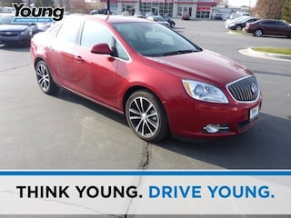 Used 2017 Buick Verano Sport Touring Sedan 1G4PR5SK5H4114415 in Ogden, UT at Avis Car Sales