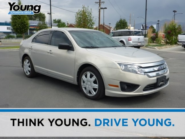 Used 2010 Ford Fusion SE Sedan for sale in Layton, UT at Young Buick GMC