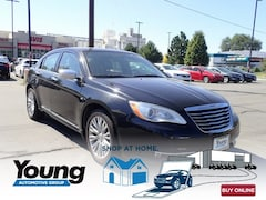 Used 2013 Chrysler 200 Limited Sedan for sale in Morgan UT at Young Chrysler Jeep Dodge Ram