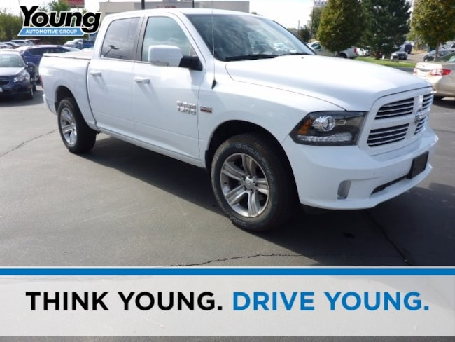 Used 2017 Ram 1500 Sport Truck Crew Cab for sale in Ogden, UT at Avis Car Sales