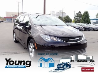 Used 2017 Chrysler Pacifica LX Van 2C4RC1CG8HR525290 for sale in Kaysville, Utah at Young Kia