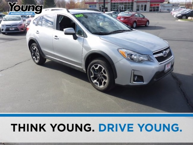 Used 2017 Subaru Crosstrek 2.0i Premium SUV for sale in Ogden, UT at Young Subaru