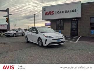 2019 Toyota Prius L Hatchback