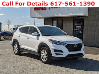 Used Hyundai Tucson Boston Ma