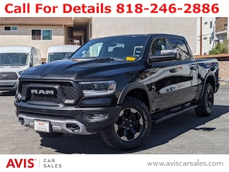 2020 Ram 1500 Rebel Truck Crew Cab