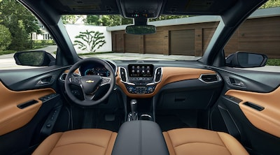 Chevrolet Equinox Interior