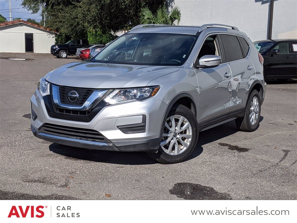 Used Nissan Rogue Colton Ca