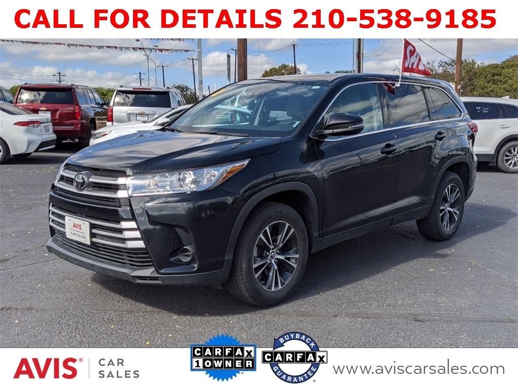 Used Toyota Highlander Colton Ca