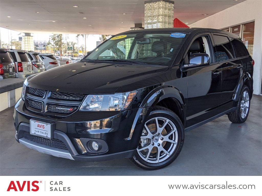 Used Dodge Journey Tampa Fl