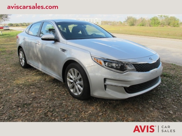 Great 2017 Kia Optima LX Sedan