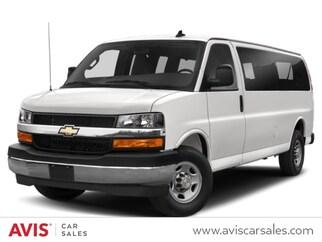2020 Chevrolet Express 3500 LT Van Extended Passenger Van