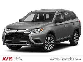 2020 Mitsubishi Outlander CUV