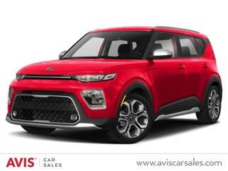 2020 Kia Soul S Hatchback