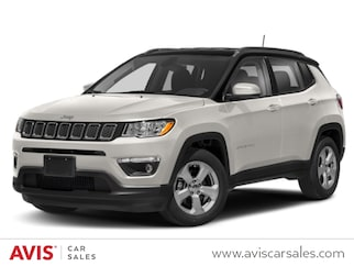 2019 Jeep Compass Limited FWD SUV