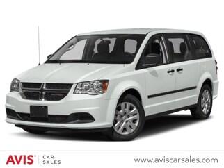 2020 Dodge Grand Caravan SXT Van Passenger Van